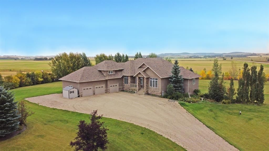 Main Photo: 37321 Range Road 265: Rural Red Deer County Agriculture for sale : MLS®# A1144886