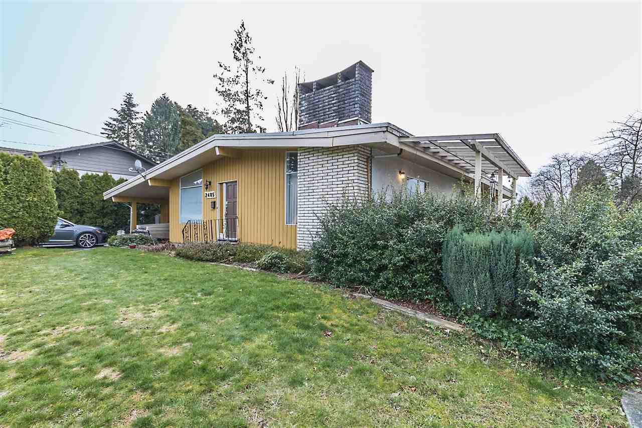 Main Photo: 2485 SUGARPINE Street in Abbotsford: Abbotsford West House for sale : MLS®# R2240209