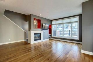Photo 10: 104 660 EAU CLAIRE Avenue SW in Calgary: Eau Claire Row/Townhouse for sale : MLS®# C4290088