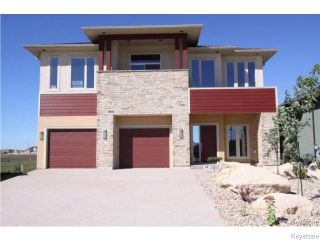 Photo 1: 35 BOREALIS Bay in WINNIPEG: Windsor Park / Southdale / Island Lakes Residential for sale (South East Winnipeg)  : MLS®# 1421212