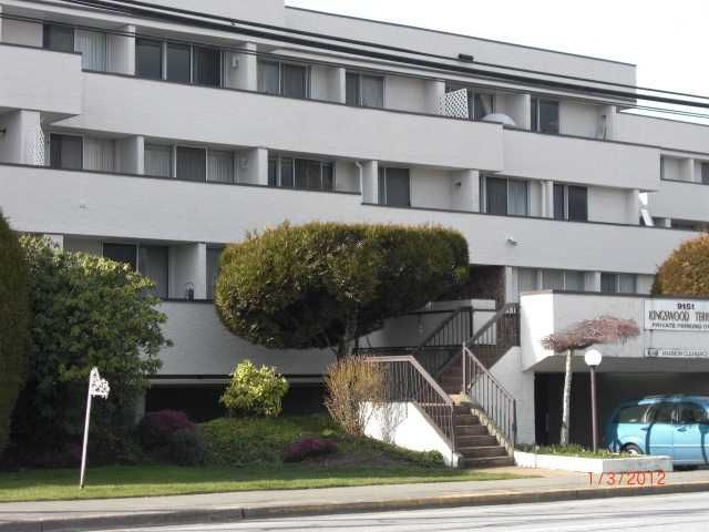 """Main Photo: # 101 9151 NO 5 RD in Richmond: Ironwood Condo for sale in """"KINGSWOOD TERRACE"""" : MLS®# V959812"""