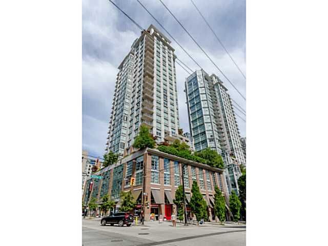 Main Photo: # 801 565 SMITHE ST in Vancouver: Downtown VW Condo for sale (Vancouver West)  : MLS®# V1076354