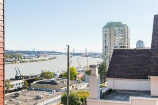 "Photo 34: 303 218 CARNARVON Street in New Westminster: Downtown NW Townhouse for sale in ""Irving Living"" : MLS®# R2545726"