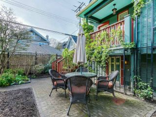 Photo 19: 2806 MANITOBA ST in Vancouver: Mount Pleasant VW House for sale (Vancouver West)  : MLS®# V1119582