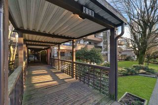 Photo 19: 212 410 AGNES Street in New Westminster: Downtown NW Condo for sale : MLS®# R2437826