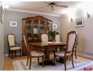 "Photo 4: 9 35035 MORGAN WY in Abbotsford: Abbotsford East Townhouse for sale in ""Ledgeview Estates"" : MLS®# F2615836"