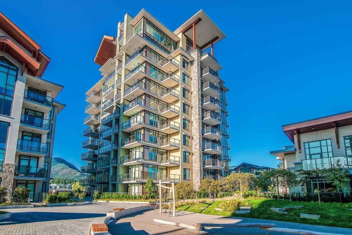 Main Photo: North Vancouver brand new condo