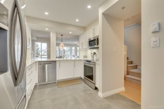 "Photo 6: 222 2545 W BROADWAY in Vancouver: Kitsilano Townhouse for sale in ""Trafalgar Mews"" (Vancouver West)  : MLS®# R2430335"