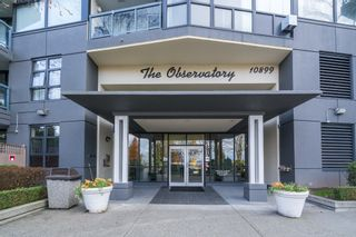 "Photo 1: 1107 10899 UNIVERSITY Drive in Surrey: Whalley Condo for sale in ""Observatory"" (North Surrey)  : MLS®# R2218744"