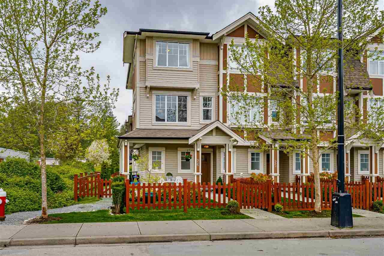 """Main Photo: 26 10151 240 Street in Maple Ridge: Albion Townhouse for sale in """"ALBION STATION"""" : MLS®# R2572996"""