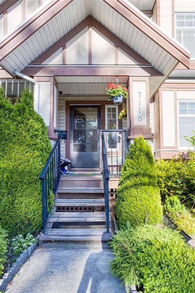 Main Photo: 7118 144 Street in Surrey: East Newton 1/2 Duplex for sale : MLS®# R2588083