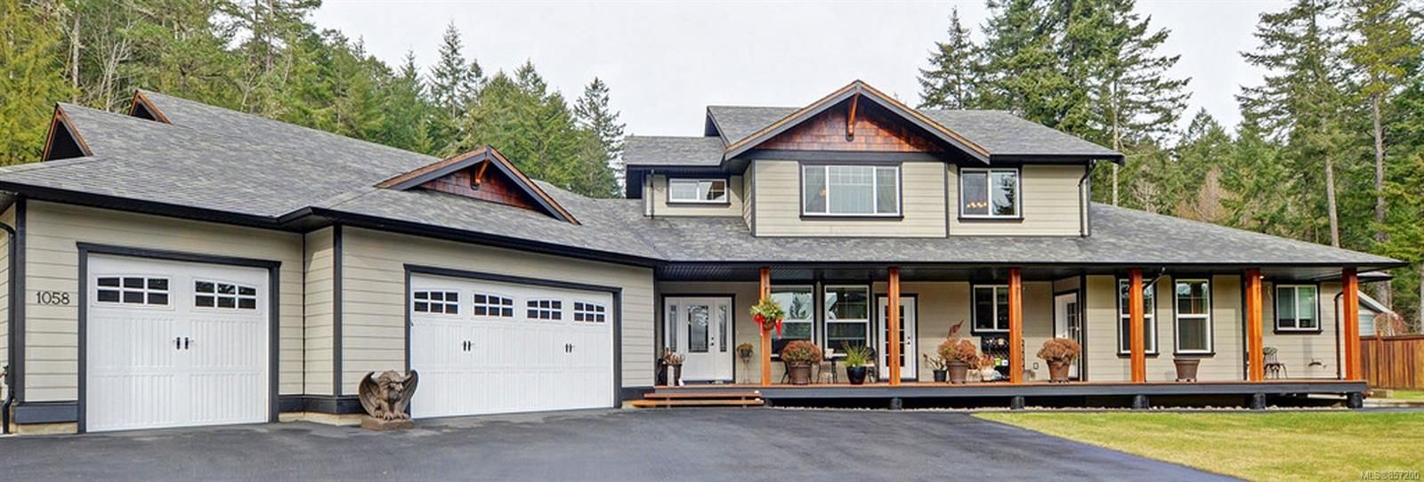 Main Photo: 1058 Summer Breeze Lane in : La Happy Valley House for sale (Langford)  : MLS®# 857200