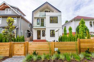 Photo 2: 1336 E 13TH Avenue in Vancouver: Grandview Woodland 1/2 Duplex for sale (Vancouver East)  : MLS®# R2462761