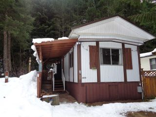 Photo 2: S15 71931 SUMALLO Road in Hope: Hope Sunshine Valley Manufactured Home for sale : MLS®# R2433495