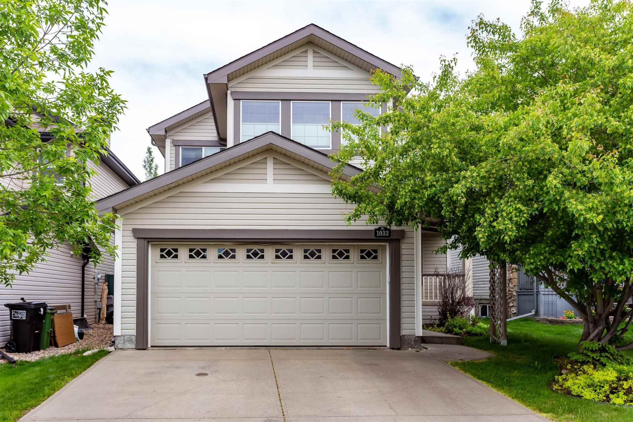 Main Photo: 1033 RUTHERFORD Place in Edmonton: Zone 55 House for sale : MLS®# E4249484
