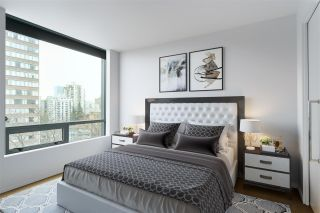 Photo 7: 801 1171 JERVIS Street in Vancouver: West End VW Condo for sale (Vancouver West)  : MLS®# R2433859
