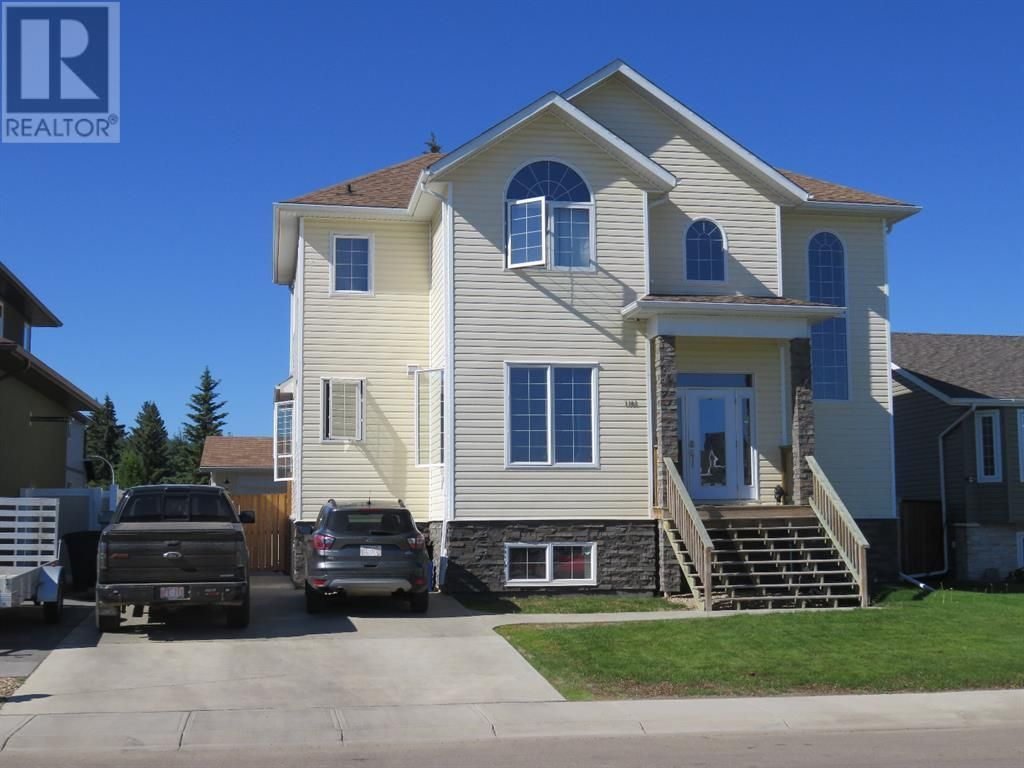 Main Photo: 1101 9 Avenue SE in Slave Lake: House for sale : MLS®# A1125250