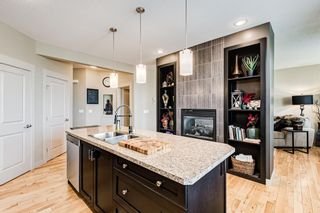 Photo 10: 105 Rainbow Falls Boulevard: Chestermere Semi Detached for sale : MLS®# A1144465