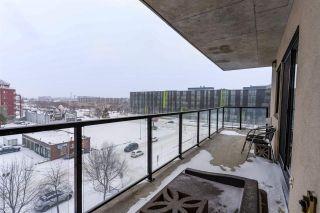Photo 18: #508 10319 111 ST NW in Edmonton: Zone 12 Condo for sale : MLS®# E4223639