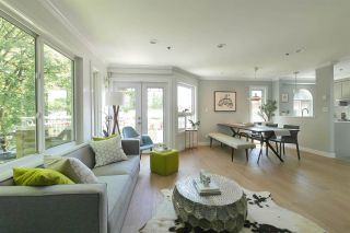 Photo 7: 1465 WALNUT Street in Vancouver: Kitsilano Townhouse for sale (Vancouver West)  : MLS®# R2170959