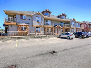 Photo 1: 204 150 PANATELLA Landing NW in Calgary: Panorama Hills Row/Townhouse for sale : MLS®# A1022269