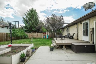 Photo 37: 118 Benesh Crescent in Saskatoon: Silverwood Heights Residential for sale : MLS®# SK864200