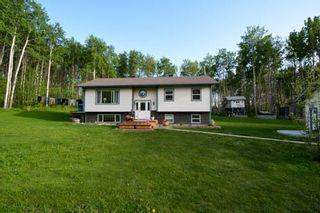 Photo 1: 13079 WRIGHT Road in Charlie Lake: Lakeshore House for sale (Fort St. John (Zone 60))  : MLS®# R2175060