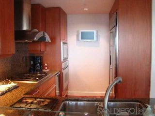 Photo 3: DOWNTOWN Condo for rent : 2 bedrooms : 1199 Pacific Hwy #1904 in San Diego