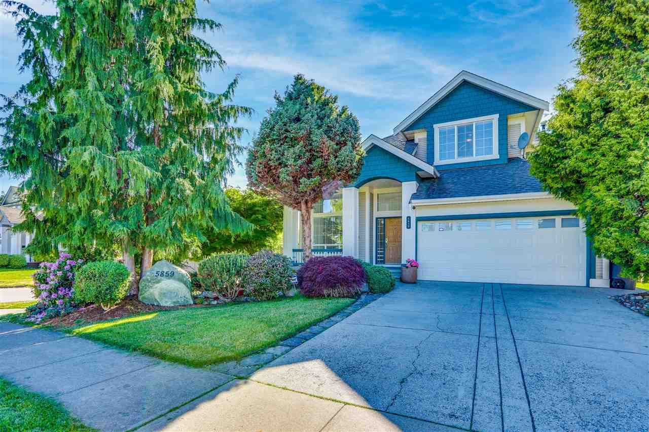 "Main Photo: 5859 146 Street in Surrey: Sullivan Station House for sale in ""Goldstone Park"" : MLS®# R2587133"