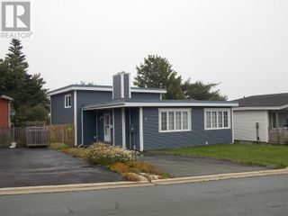 Photo 1: 6 Jackman Drive W in Mount Pearl: House for sale : MLS®# 1236869
