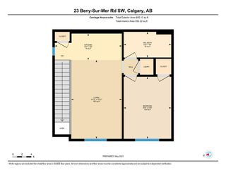 Photo 50: 23 BENY-SUR-MER Road SW in Calgary: Currie Barracks Detached for sale : MLS®# A1108141