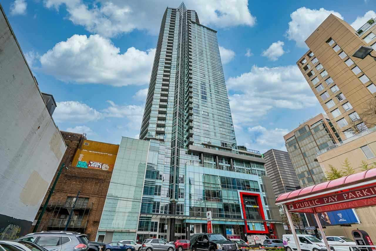 """Main Photo: 3401 833 SEYMOUR Street in Vancouver: Downtown VW Condo for sale in """"Capitol"""" (Vancouver West)  : MLS®# R2578650"""