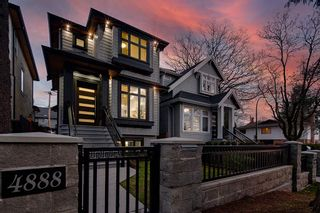 Photo 1: 4888 DUNBAR STREET in Vancouver: Dunbar House for sale (Vancouver West)  : MLS®# R2529969