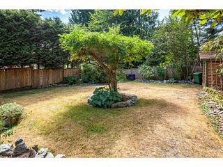 Photo 17: 1191 WELLINGTON Drive in North Vancouver: Lynn Valley House for sale : MLS®# V1138202
