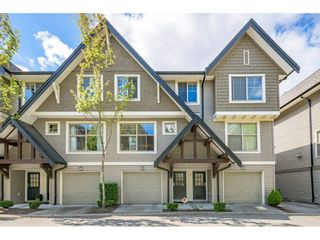 """Photo 1: 55 15152 62A Avenue in Surrey: Sullivan Station Townhouse for sale in """"Uplands"""" : MLS®# R2579456"""