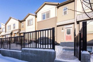 Main Photo: 58 16903 68 Street NW in Edmonton: Zone 28 Townhouse for sale : MLS®# E4225877