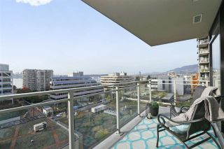 """Photo 4: 604 155 W 1ST Street in North Vancouver: Lower Lonsdale Condo for sale in """"TIME"""" : MLS®# R2335827"""