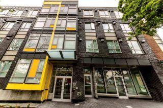 Photo 1: 206 2889 E 1ST Avenue in Vancouver: Renfrew VE Condo for sale (Vancouver East)  : MLS®# R2365684