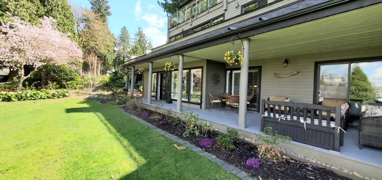 """Main Photo: 3 14065 NICO WYND Place in Surrey: Elgin Chantrell Condo for sale in """"NICO WYND ESTATES"""" (South Surrey White Rock)  : MLS®# R2543143"""