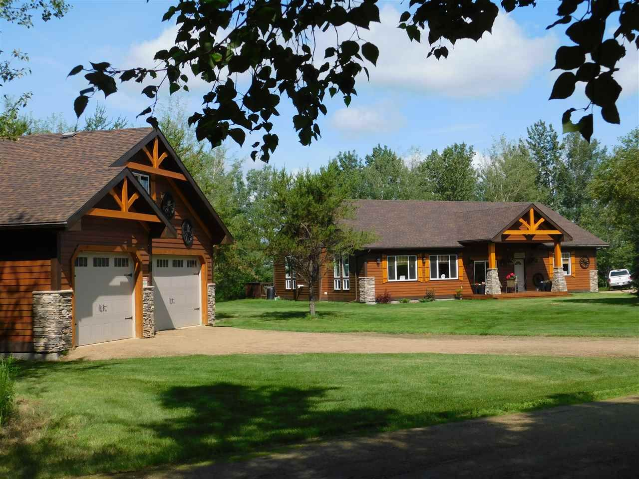 Main Photo: 653094 Range Road 173.3: Rural Athabasca County House for sale : MLS®# E4257302
