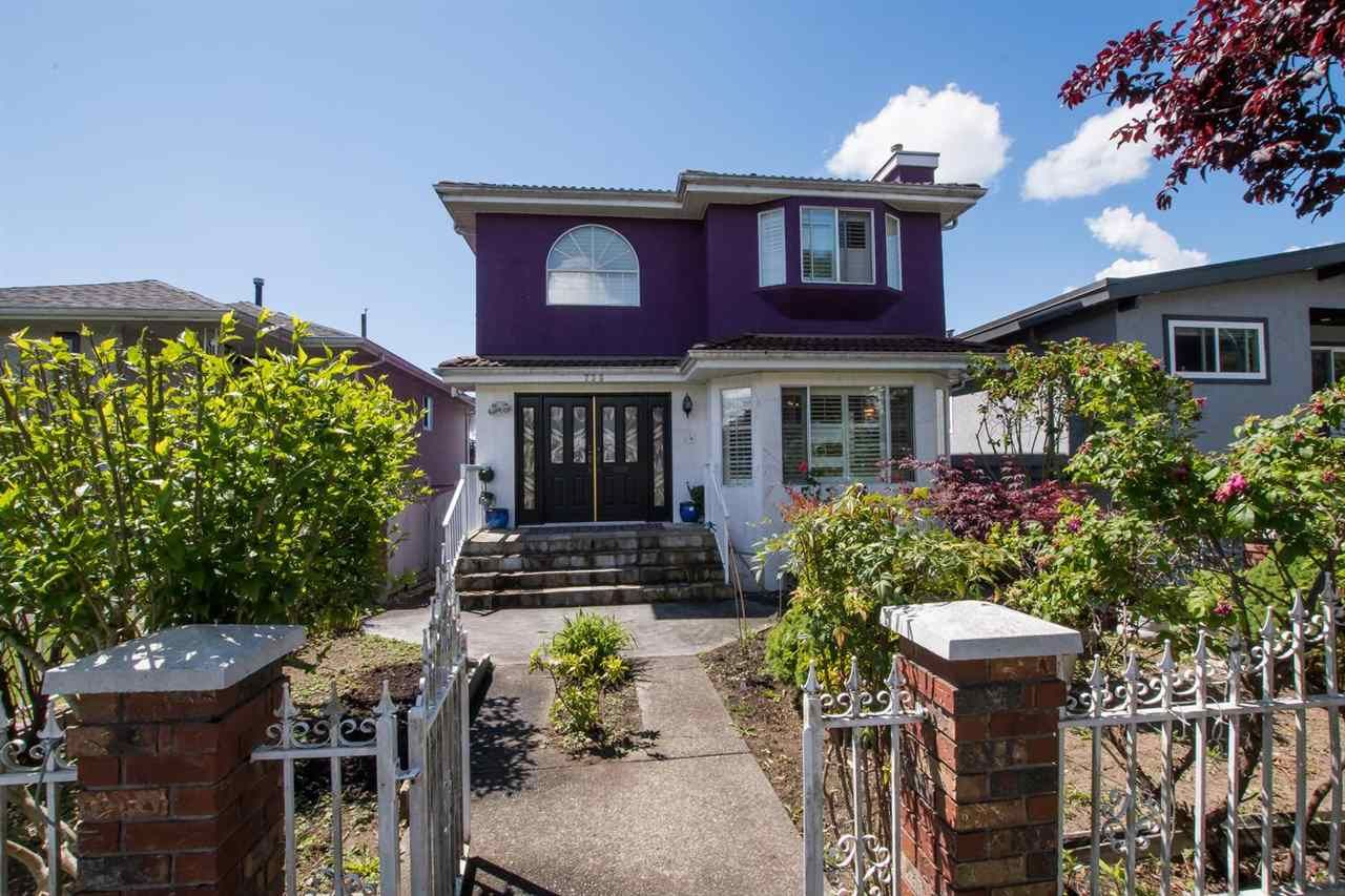 Main Photo: 736 E 55TH Avenue in Vancouver: South Vancouver House for sale (Vancouver East)  : MLS®# R2591326