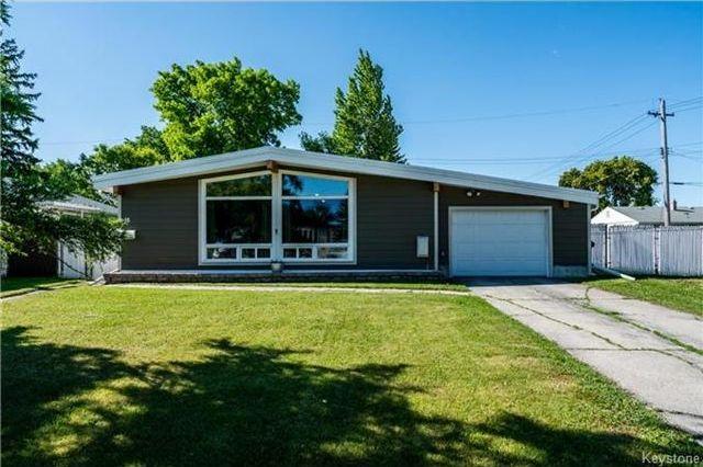Main Photo: 16 Fleury Place in Winnipeg: Windsor Park Residential for sale (2G)  : MLS®# 1713248