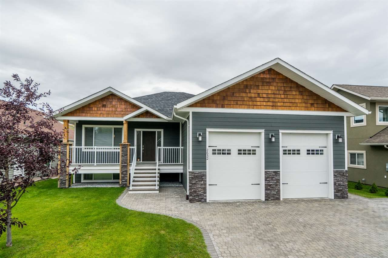 """Main Photo: 2632 LINKS Drive in Prince George: Valleyview House for sale in """"Aberdeen"""" (PG City North (Zone 73))  : MLS®# R2426495"""