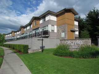 Photo 1: #94 34248 KING RD in ABBOTSFORD: Poplar Townhouse for rent (Abbotsford)