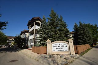 Photo 1: 203 765 Kimberly Avenue in Winnipeg: East Kildonan Condominium for sale (3E)  : MLS®# 202122887