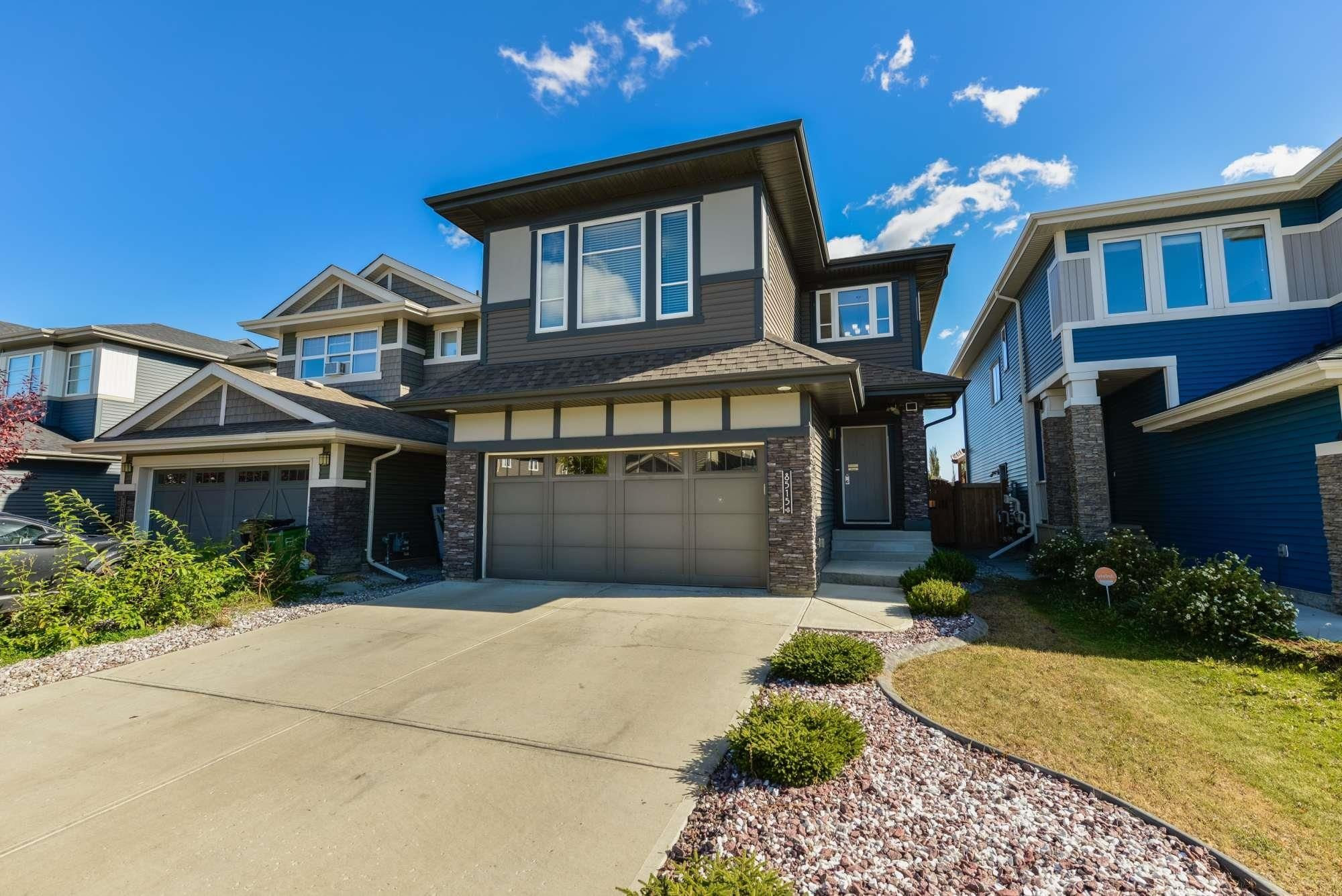 Main Photo: 8515 216 Street in Edmonton: Zone 58 House for sale : MLS®# E4264294