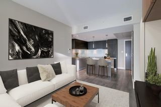 Photo 1: 905 1122 3 Street SE in Calgary: Beltline Apartment for sale : MLS®# A1087360
