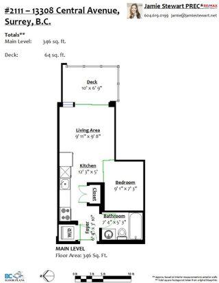 "Photo 17: 2111 13308 CENTRAL Avenue in Surrey: Whalley Condo for sale in ""Evolve"" (North Surrey)  : MLS®# R2403859"