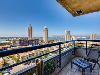 Photo 6: DOWNTOWN Condo for sale : 1 bedrooms : 700 Front St #1204 in San Diego