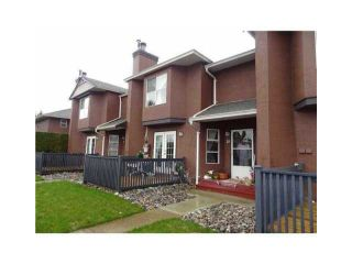 """Photo 1: 10 1336 PITT RIVER Road in Port Coquitlam: Citadel PQ Townhouse for sale in """"WILLOW GLEN"""" : MLS®# V1107161"""